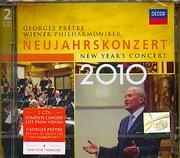 NEW YEAR S CONCERT - NEUJAHRSONZERT 2010 / GEORGES PRETRE - WIENER PHILHARMONIKER - (2CD)