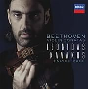 CD Image for LEONIDAS KAVAKOS / BEETHOVEN COMPLETE VIOLIN SONATAS (3CD)
