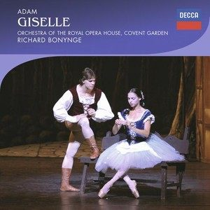 CD image ADAM / GISELLE (BALLET EDITION) (2CD)