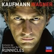 CD Image for KAUFMANN / WAGNER