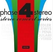 CD image PHASE 4 STEREO CONCERT SERIES (40CD+1CD BONUS) - (VARIOUS)