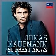 CD image for JONAS KAUFMANN / 50 GREAT ARIAS (4CD)