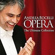 CD image ANDREA BOCELLI / OPERA: THE ULTIMATE COLLECTION