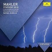 CD image MAHLER / SYMPHONY NO.6 (RAFAEL KUBELIK)