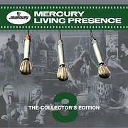 LP image MERCURY LIVING PRESENCE VOL. 3 (6LP BOX) (VINYL) - (VARIOUS)
