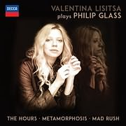 CD image for VALENTINA LISITSA / VALENTINA LISITSA PLAYS PHILIP GLASS (2CD)