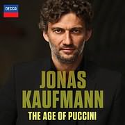 CD image JONAS KAUFMANN / THE AGE OF PUCCINI