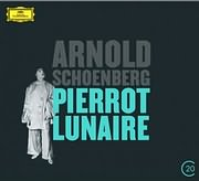 CD image SCHOENBERG / PIERROT LUNAIRE (20TH CENTURY SERIES)