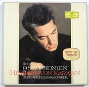 LP image HERBERT VON KARAJAN / THE LEGENDARY 1963 BEETHOVEN CYCLE (8LP BOX) (VINYL)