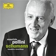 CD Image for MAURIZIO POLLINI / SCHUMANN COMPLETE RECORDINGS (4CD)