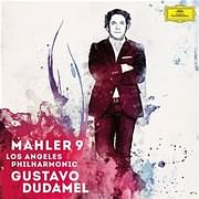 CD Image for MAHLER / SYMPHONY NO.9 (LOS ANGELES PHILHARMONIC - GUSTAVO DUDAMEL) (2CD)