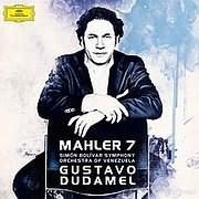 CD image GUSTAVO DUDAMEL / MAHLER 7
