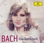 CD image LISA BATIASHVILI / BACH