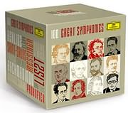 CD image 100 GREAT SYMPHONIES - A SYMPHONY EDITION CHOSEN BY POPULAR VOTE (56CD) - (VARIOUS)