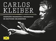 CD + DVD image CARLOS KLEIBER / COMPLETE ORCHESTRA RECORDINGS ON DEUTSCHE GRAMMOPHONE (3CD + 1 BLU - RAY AUDIO)