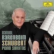 CD image for SCHUBERT / PIANO SONATAS (DANIEL BARENBOIM) (5CD)