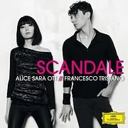 CD image ALICE SARA OTT - FRANCESCO TRISTANO / SCANDALE