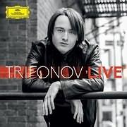 CD image DANIIL TRIFONOV / TRIFONOV LIVE (2CD)