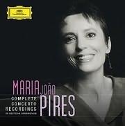 CD image MARIA JOAO PIRES / COMPLETE CONCERTO RECORDINGS ON DEUTSCHE GRAMMOPHONE (5CD)