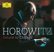 CD image for VLADIMIR HOROWITZ / RETURN TO CHICAGO (2CD)