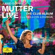 CD + DVD image ANNE - SOPHIE MUTTER / LIVE FROM YELLOW LOUNGE (CD+DVD)