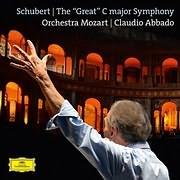 CD image for SCHUBERT / THE GREAT C MAJOR SYMPHONY (CLAUDIO ABBADO) (2LP) (VINYL)