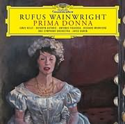 CD image RUFUS WAINWRIGHT / PRIMA DONNA (2CD)