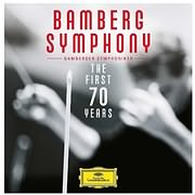 CD image BAMBERGER SYMPHONIKER / BAMBERG SYMPHONY: THE FIRST 70 YEARS (17CD)