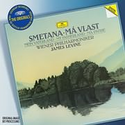 CD image for SMETANA / MA VLAST (JAMES LEVINE)