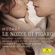 MOZART / LE NOZZE DI FIGARO (YANNICK NEZET - SEGUIN) (3CD)