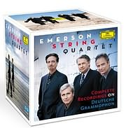 EMERSON STRING QUARTET / COMPLETE RECORDINGS ON DEUTSCHE GRAMMOPHONE (52CD)