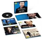 CD image for DANIEL HOPE / IT S ME - THE BAROQUE AND ROMANTIC ALBUMS (4CD)