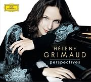 CD image HELENE GRIMAUD / PERSPECTIVES: THE ART OF HELENE GRIMAUD (2CD)