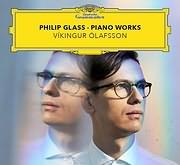 PHILIP GLASS / PIANO WORKS (VIKINGUR OLAFSSON)