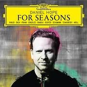 CD image for DANIEL HOPE / FOR SEASONS