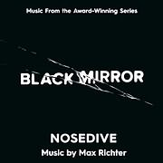 CD Image for MAX RICHTER / BLACK MIRROR: NOSEDIVE