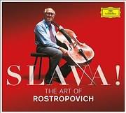 CD image MSTISLAV ROSTROPOVICH / SLAVA! THE BEST OF (3CD)
