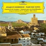 JUAQUIN RODRIGO / CONCERTO DE ARANJUEZ (NARCISO YEPES) (VINYL)
