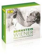 CD image LEONARD BERNSTEIN / LEONARD BERNSTEIN AND WIENER PHIHARMONIKER (8CD BOX)