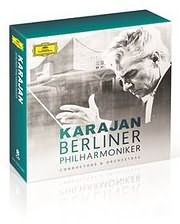 CD image HERBERT VON KARAJAN / HERBERT VON KARAJAN AND BERLINER PHILHARMONIKER (8CD BOX)