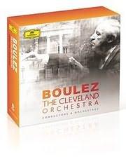 PIERRE BOULEZ / PIERRE BOULEZ AND THE CLEVELAND ORCHESTRA CHORUS (8CD BOX)