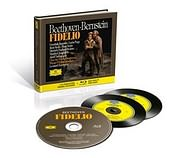 CD image for BEETHOVEN / FIDELIO (LEONARD BERNSTEIN) (2CD+BLU - RAY)