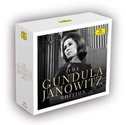 GUNDULA JANOWITZ / THE GUNDULA JANOWITZ EDITION (14CD)