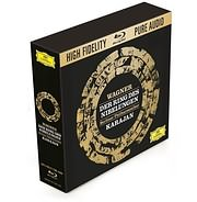 CD image for BLU - RAY AUDIO / HERBERT VON KARAJAN / WAGNER: DER RING DES NIBELUNGEN
