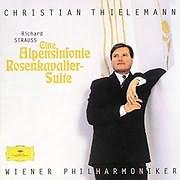 STRAUSS R. / EINE ALPENSINFONIE (CHRISTIAN THIELEMANN) (VINYL)