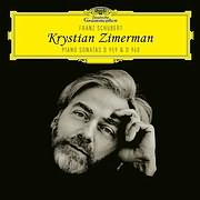 CD image for SCHUBERT / PIANO SONATAS D959 AND D960 (KRYSTIAN ZIMERMAN)