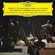 CD image for DVORAK / CELLO CONCERTO IN B MINOR, OP.104 - TCHAIKOVSKY / VARIATIONS ON A ROCOCO THEME, OP.33 (VINYL)