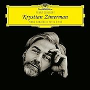 CD Image for SCHUBERT / PIANO SONATAS D 959 AND 960 (KRYSTIAN ZIMERMAN) (2LP) (VINYL)