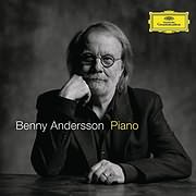 CD image for BENNY ANDERSSON / PIANO - PIANO VERSIONS OF MUSIC FROM ABBA, CHESS AND MORE