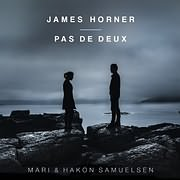 CD image for MARI SAMUELSEN - HAKON SAMUELSEN / JAMES HORNER: PAS DE DEUX